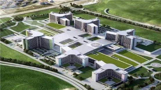 Mersin Şehir Hastanesi adresi