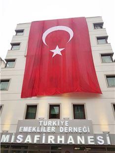 Türkiye Emekliler Derneği Misafirhanesi adres ve telefonu