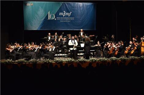Mersin 16. Müzik Festivali Başladı