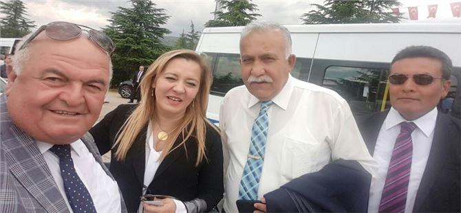 Mehmet Bolat ve Ali Can, Demirel'in Anma Etkinliklerine Katıldı