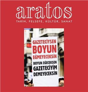 Aratos Dergisi 82. Sayısı Yayınlandı