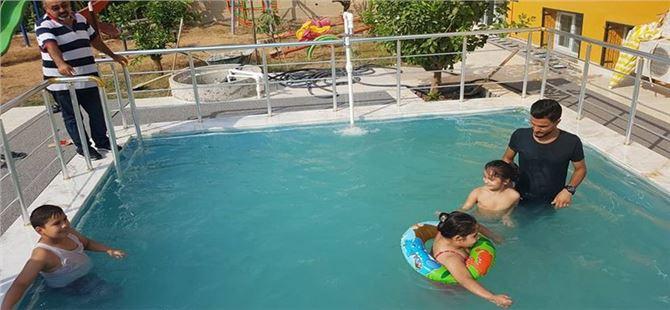 Hidroterapi Havuzunda Eğitim