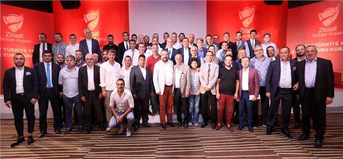 Tarsus İdmanyurdu'nun kupadaki rakibi Bursaspor oldu