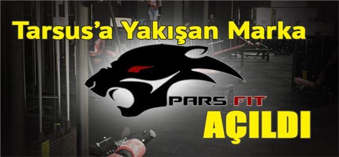 Tarsus Parsfit Spor ve Vücut Geliştirme Salonu Hizmete Girdi