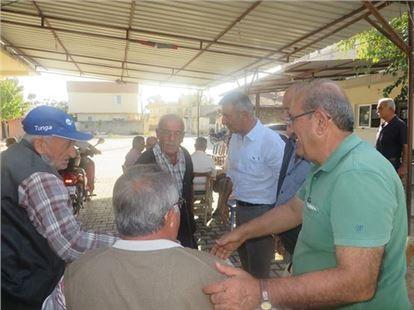 """Kuyucuoğlu: """"Hükümet Tarsus'a Ciddi Bir Yatırım Yapmadı"""""""