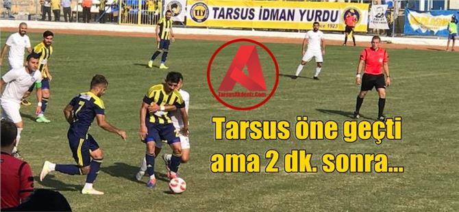 Tarsus, Payas'ta yine puan kaybetti