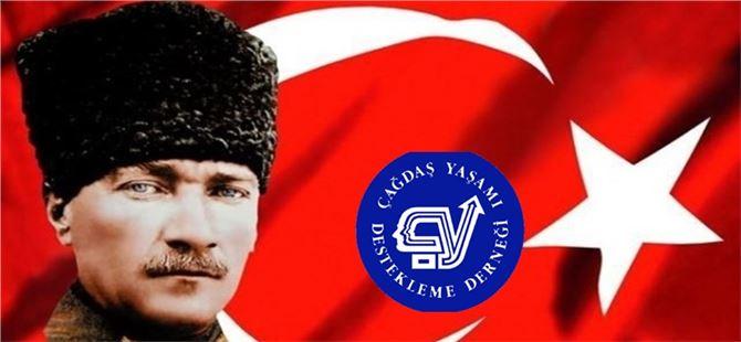 Tarsus ÇYDD'den 29 Ekim Mesajı