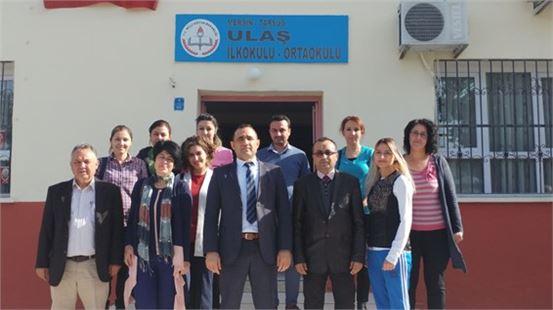 Mehmet Kalaycı, Ulaş Ortaokulunda