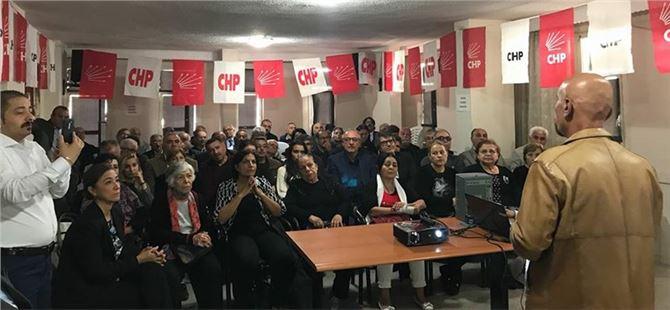 Tarsus CHP'den Ata'yı Anma Programı