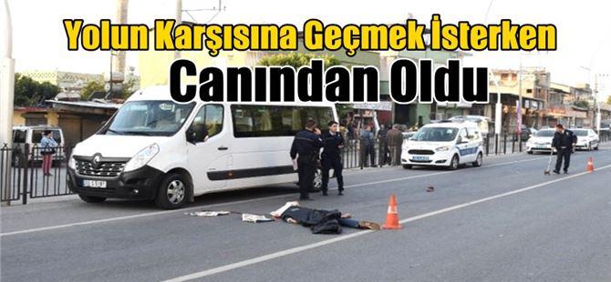 Tarsus'ta Kaza :1 Ölü