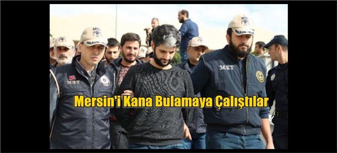 Mersin'deki bombalı terör saldırısının şüphelileri yakalandı
