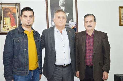 """Ali İlk: """"Huzur içinde bir Türkiye için CHP iktidarı şart"""""""