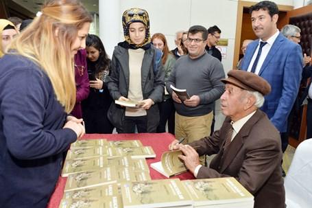 Mersin Büyükşehir'den 'Kütüphane Söyleşi Günleri'