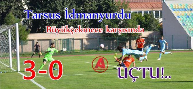Tarsus İdmanyurdu 3-Büyükçekmece Tepecik Spor 0