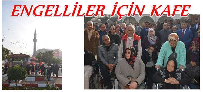Tarsus'ta Engelliler İçin Empati Kafe Açıldı