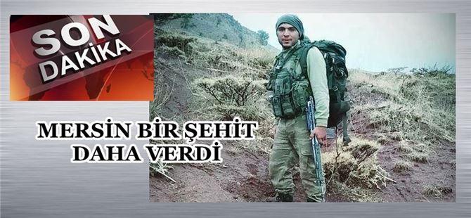 Mersinli Sözleşmeli Piyade Er Hacı Mustafa Can Şehit oldu