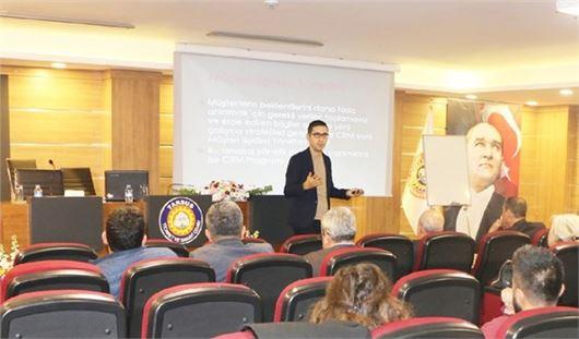 Tarsus TSO'da Müşteri İlişkileri Eğitimi verildi
