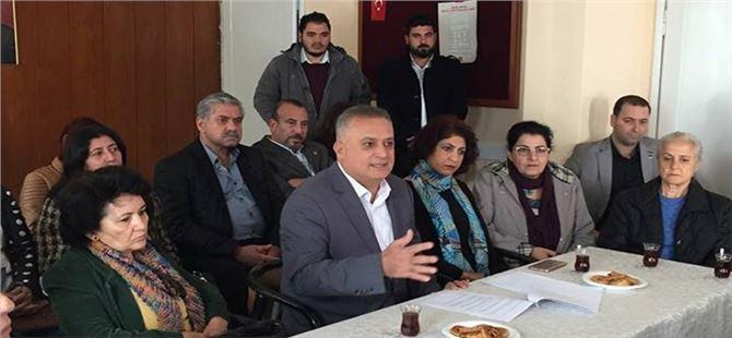 CHP İlçe Başkanı Ali İlk'ten gündeme ilişkin açıklama