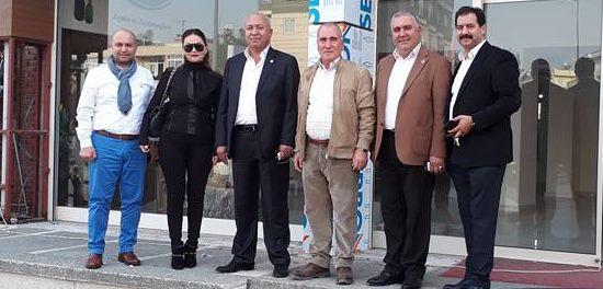 TASİAD Yönetimi Üye Ziyaretini Sürdürüyor