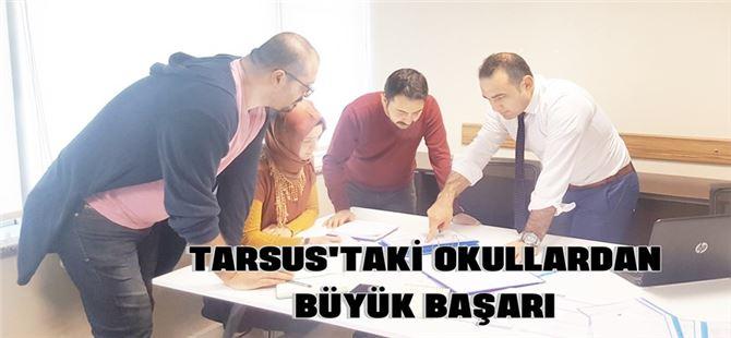 """Tarsus'taki okullara 325 bin TL """"Bilim"""" için para dağıtılacak"""