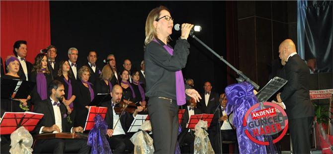 Türk Sanat Musikisi Derneği'nin Verdiği Konser 'Muhteşem' Geçti