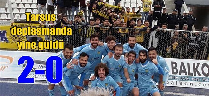 Aydınspor 1923 0-Tarsus İdmanyurdu 2