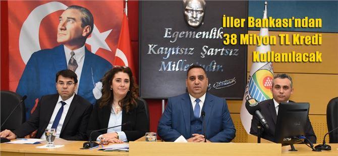 Tarsus Belediye Meclisi Mart Ayı Toplantısını Gerçekleştirdi