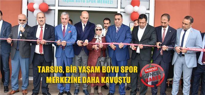 Kavaklı Mahallesinde Yaşam Boyu Spor Merkezi Açıldı