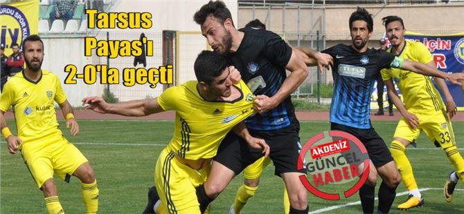 Tarsus İdmanyurdu 2-Payasspor 0