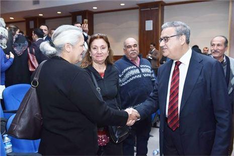 Vali Ali İhsan Su, Şehit Ailelerini Konya ve Çanakkale Ziyaretine Uğurladı