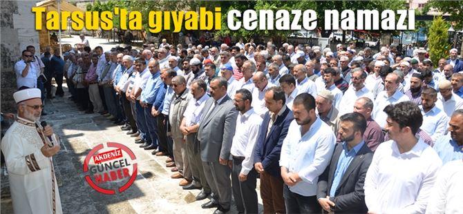 Kudüs'te yaşamını yitirenler için gıyabi cenaze namazı