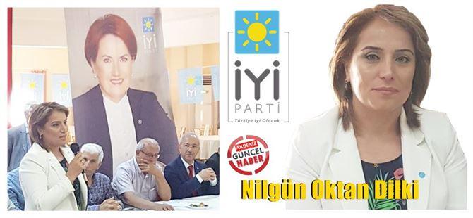 İYİ Parti A.Adayı Oktan: Türkiye'nin Yeni Soluğuyuz