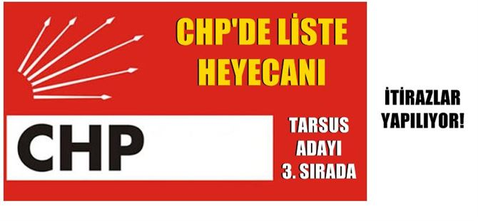CHP vekil adayları netleşmeye başladı