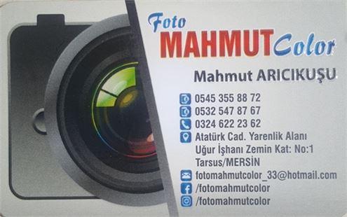 Tarsus Foto Mahmut Color iletişim numaraları