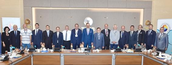 H.Ruhi Koçak, ICC – Milletlerarası Ticaret Odaları Türkiye Yönetimine Girdi