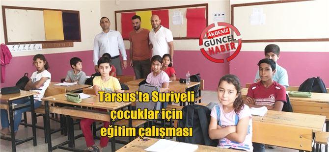 """Suriyeli çocukların eğitimi """"kayıp nesil"""" felaketini önleyecek"""
