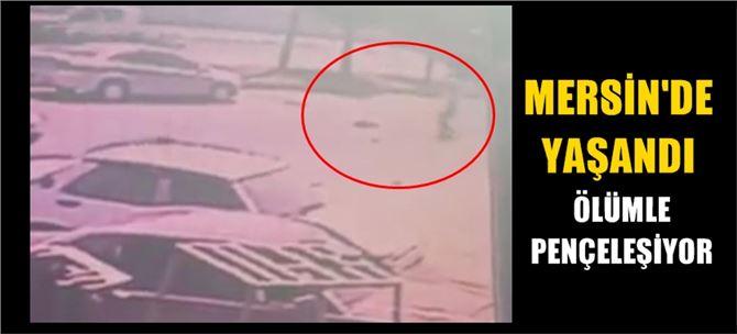 3 yaşındaki çocuk kaçan topunun peşine koştu, otomobil çarptı