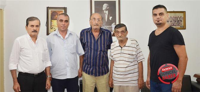 DSP İlçe Yöneticilerinden Ziyaret
