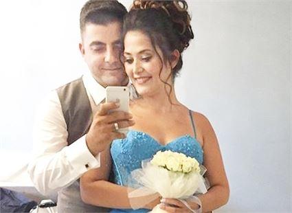 Hilal ve Onur evliliğe ilk adımı attı