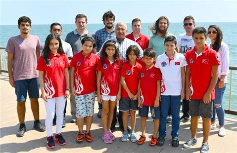 Mersin'de Uluslararası Satranç Turnuvası Heyecanı Başlıyor