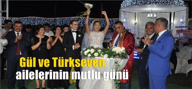 Yasemin ve Mehmet Emre Gül yaşamlarını birleştirdi