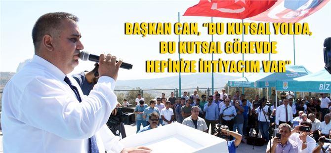 Başkan Can Seçim Startını Eshab-t Kehf'ten Verdi