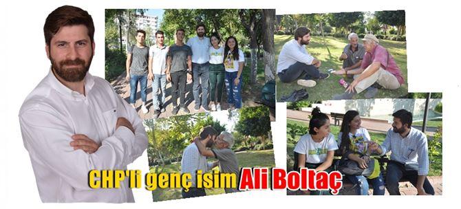 CHP'li Ali Boltaç'tan 'ön seçim' çıkışı