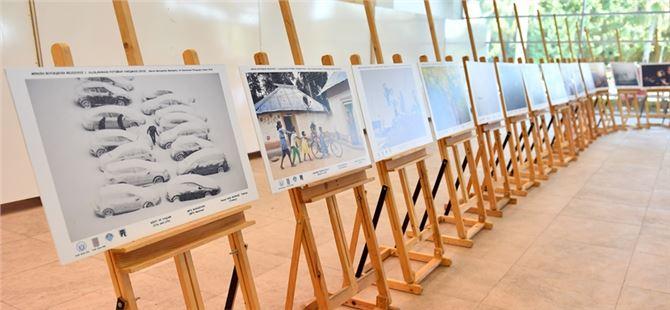 Mersin'de Uluslararası Fotoğraf Yarışması'nın kazananları ödüllerini aldı
