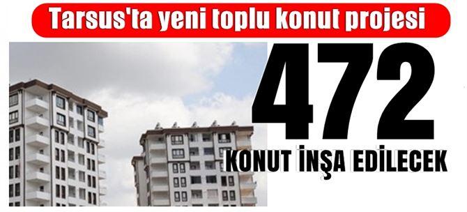 Tarsus'ta ev sahibi olmak isteyenler için büyük fırsat