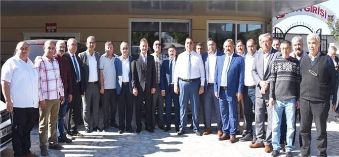 Başkan Tuna, Tarsus'u Adım Adım Geziyor