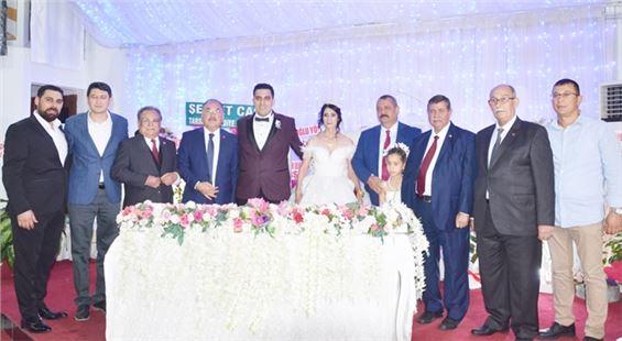 Nuran ve Bilge Kaan yaşamlarını birleştirdi