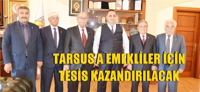 Ömer Kurnaz'dan, Şevket Can'a ziyaret