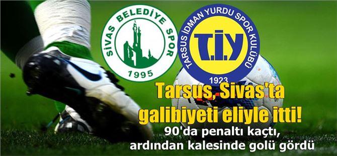 Sivas Belediyespor 2-Tarsus İdman Yurdu 1