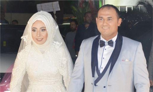 Fatma ve Mustafa Yaşamlarını birleştirdi
